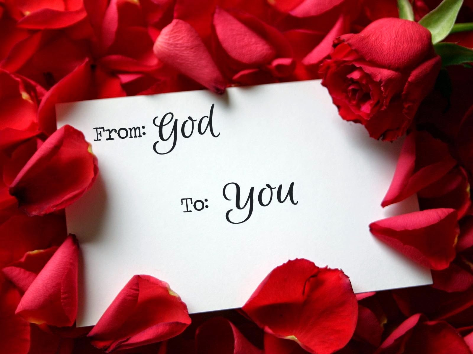Love Letters From God | A Reply to Love