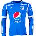 Adidas presentó la nueva camiseta de Millonarios