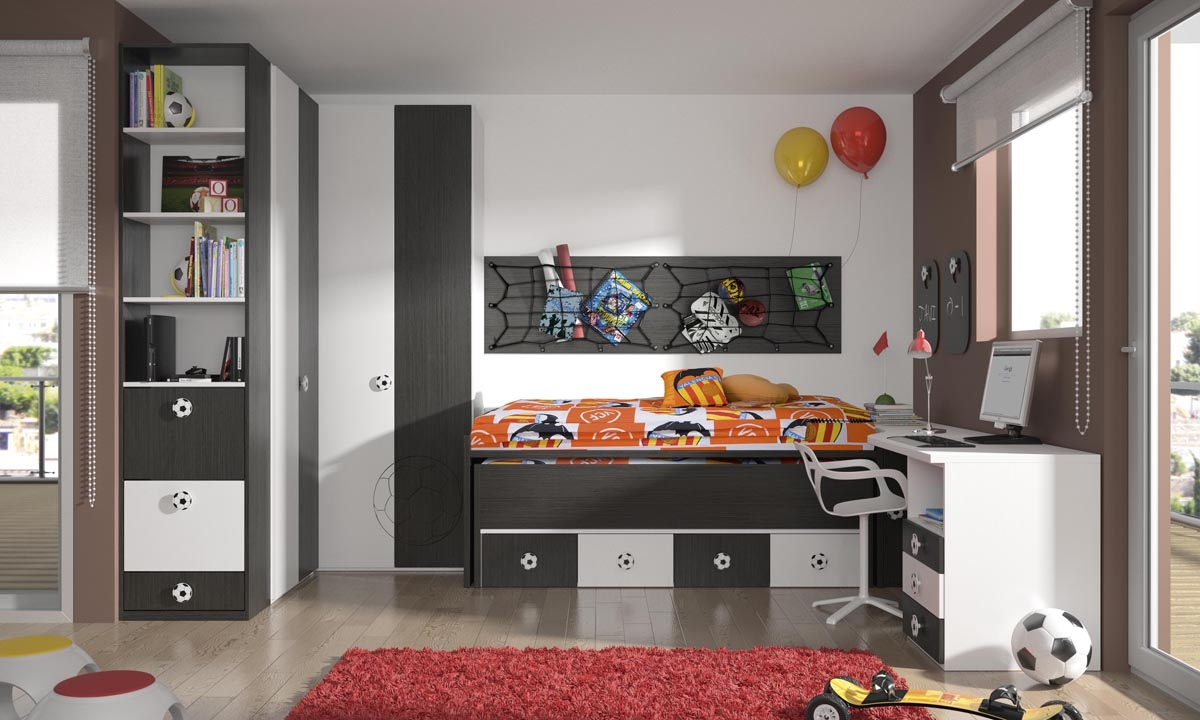 Informaci n de mobiliario opini n de producto mueble - Habitacion juvenil barcelona ...