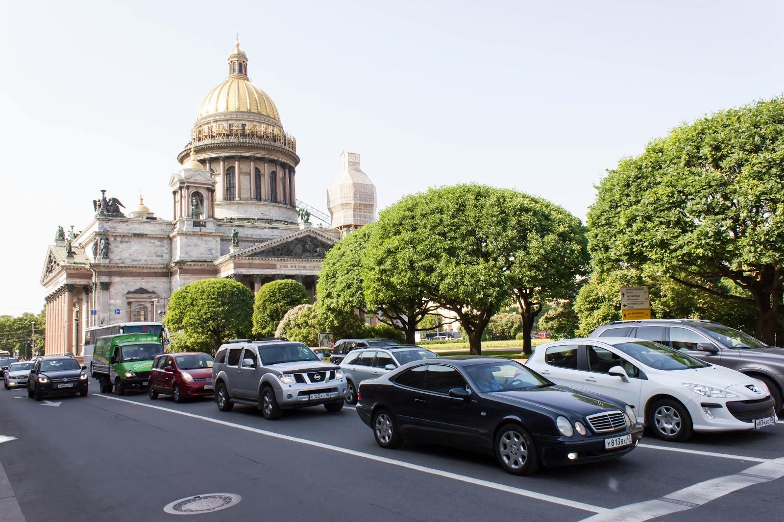 Санкт-Петербург, Россия, Исаакиевский Собор