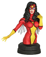 Spider-Woman (Marvel Comics) Character Review - Mini Bust Product