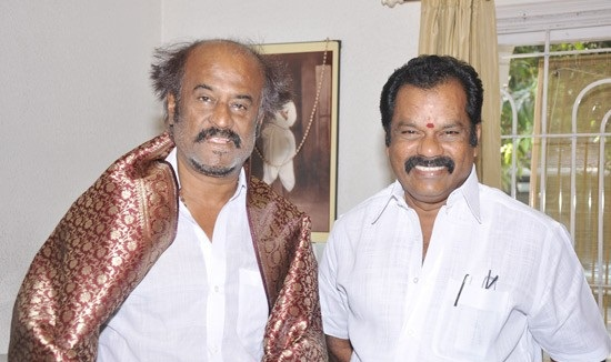 Rajinikanth Latest Photos At Kootanchoru Restaurant Private StillsPics movie photos