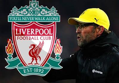 Klopp cerca del Liverpool