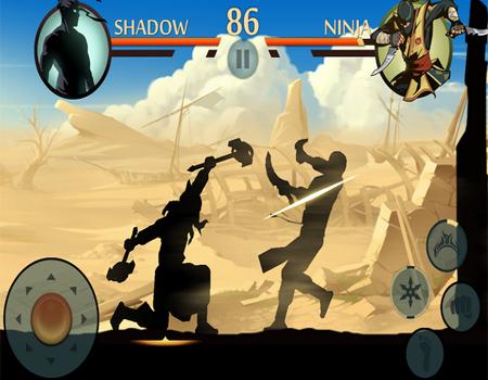 لعبة قتال الظل 2 Shadow Fight