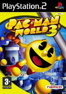 Pac-Man World 3 Ps2 Ntsc Mega Iso Juegos Para PlayStation 2