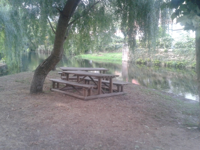 Mesa de piquenique