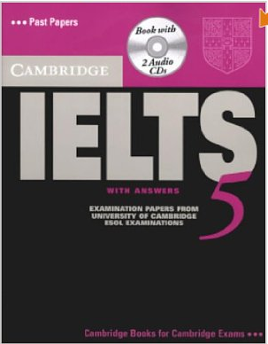Free Download Cambridge IELTS 5 Self Study Pack with Answers