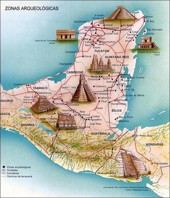 Yahir guerra 39 for Cultura maya ubicacion
