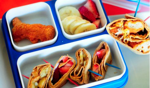 5 Back-to-School Lunchbox Ideas