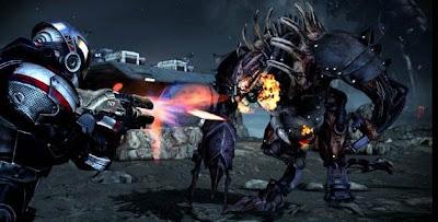 Mass Effect 3 lançamento em março para XBOX 360 e PS3