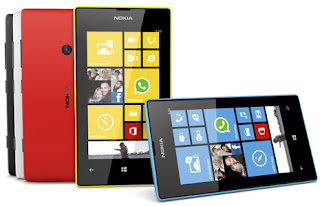 Gambar Nokia Lumia 520 Windows Phone 8 Smartphone