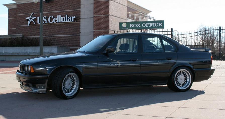 1992 Alpina B10 Biturbo