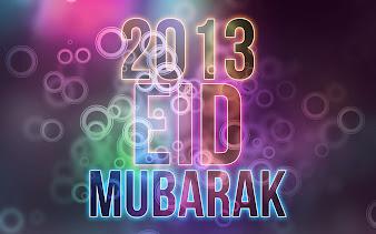 #9 Eid Mubarak Wallpaper
