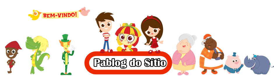 Pablog do Sítio do Picapau Amarelo