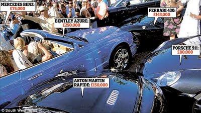 摩納哥 全球最貴車禍