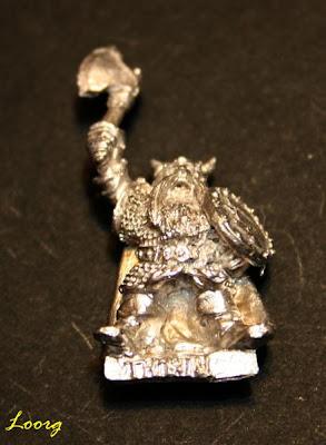Thorin, escudo de roble