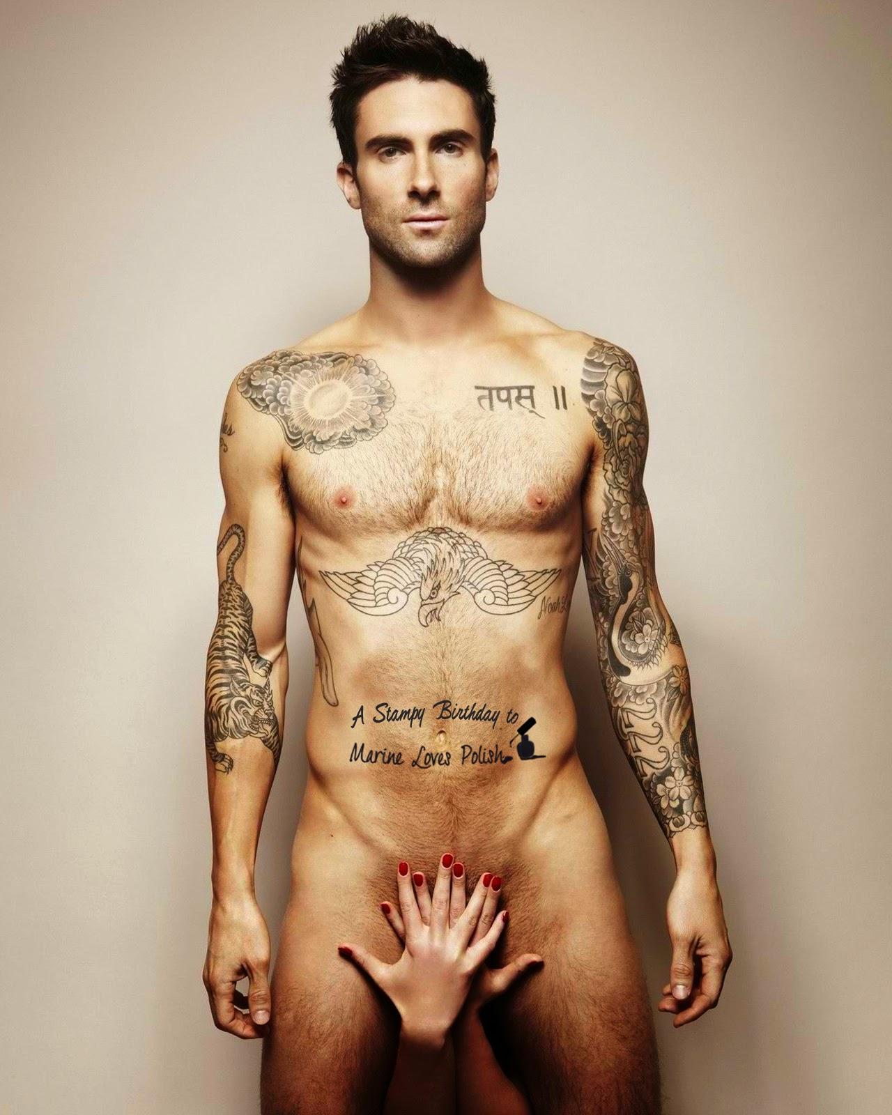 Sexy Adam Levine !!!