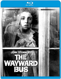ORDER  THE WAYWARD BUS STARRING JOAN AND JAYNE MANSFIELD! ON RELEASE ON BLU-RAY!