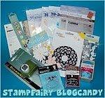 StampFairy World Blog Candy