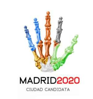 Logo Madrid 2020