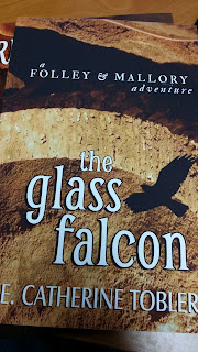 http://www.amazon.com/Glass-Falcon-Folley-Mallory-Adventure-ebook/dp/B00W2JQK6K/ref=sr_1_2?ie=UTF8&qid=1439532256&sr=8-2&keywords=the+glass+falcon