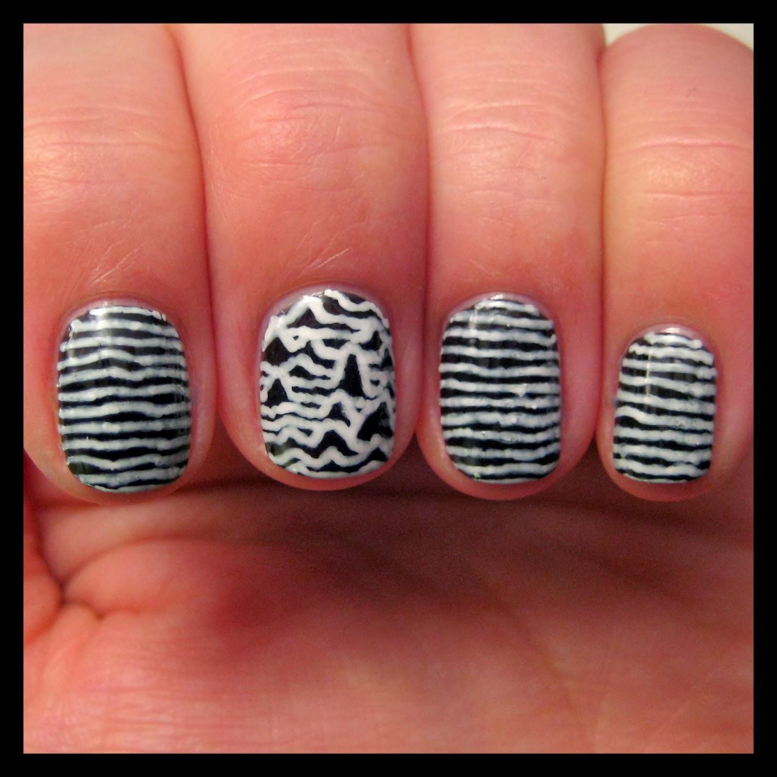 Dahlia Nails: Nail Inspo: Iconic Albums
