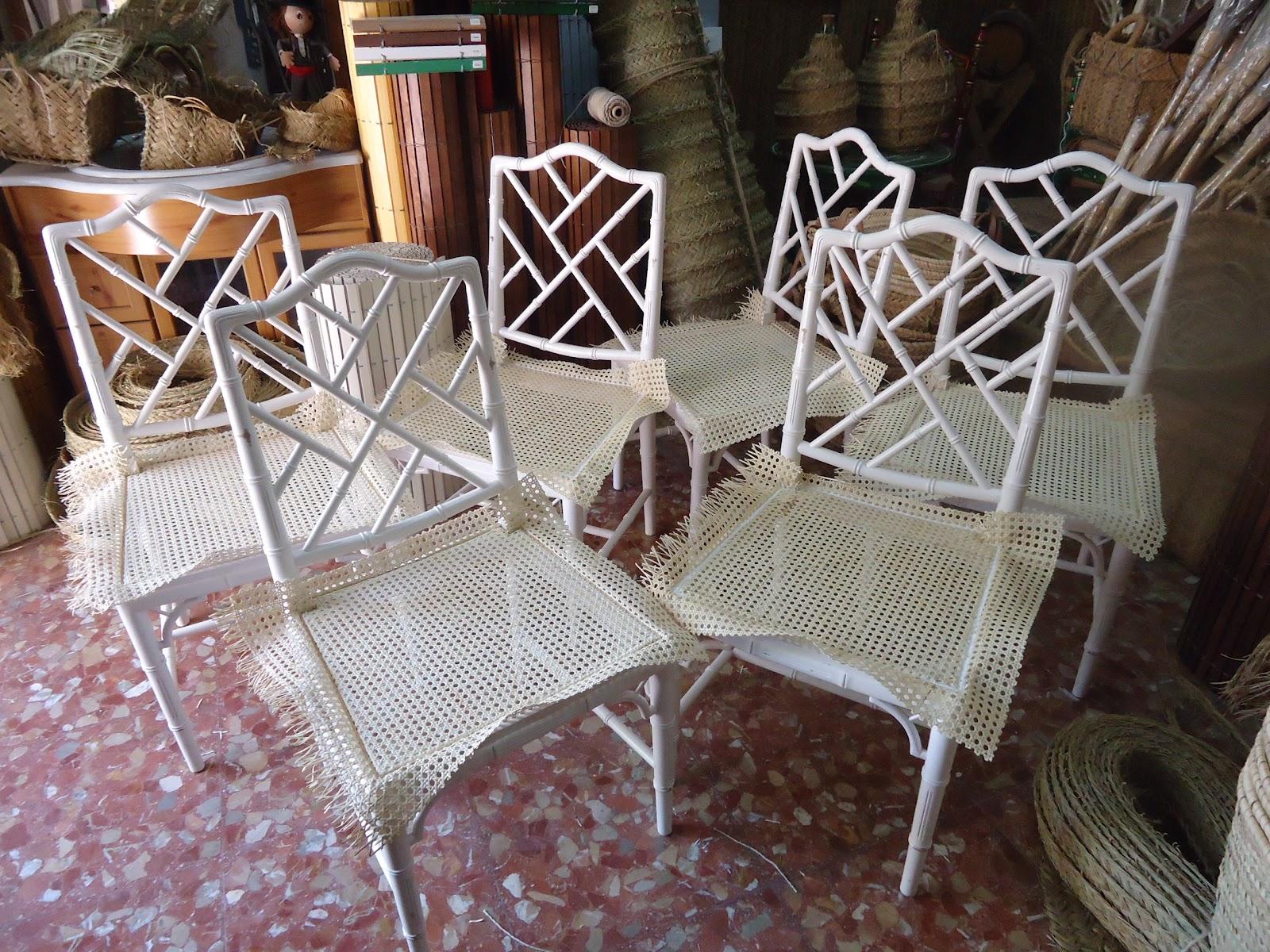 Esparter a y persianas becerra reparaciones de sillas de - Reparacion de sillas de rejilla ...