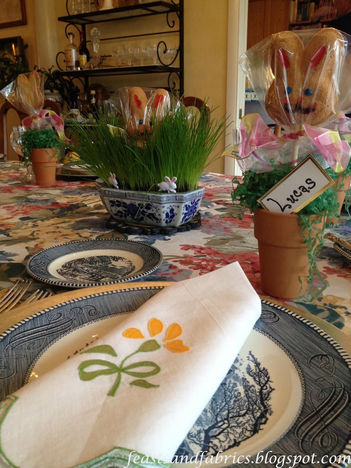 Feasts And Fabrics Southern Living Hummingbird Cake