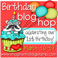 Imagine That! Digis by Kris 1st Birthday Blog Hop