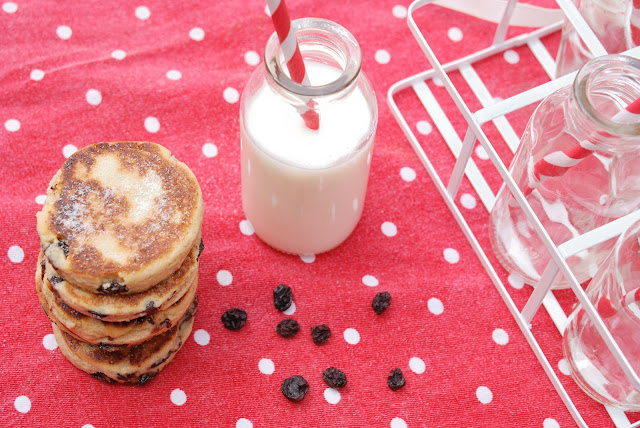 easy welsh cakes recipe