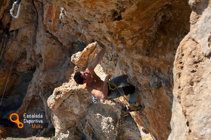 malta escalada