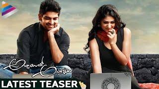 Abbayitho Ammayi Latest Teaser _ Naga Shaurya _ Ilayaraja _ Ramesh Varma _ Telugu Filmnagar