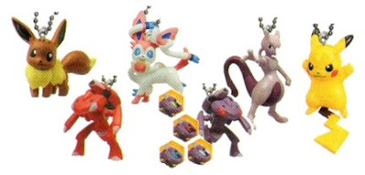 Pokemon Figure Swing 2013 Movie ver Bandai
