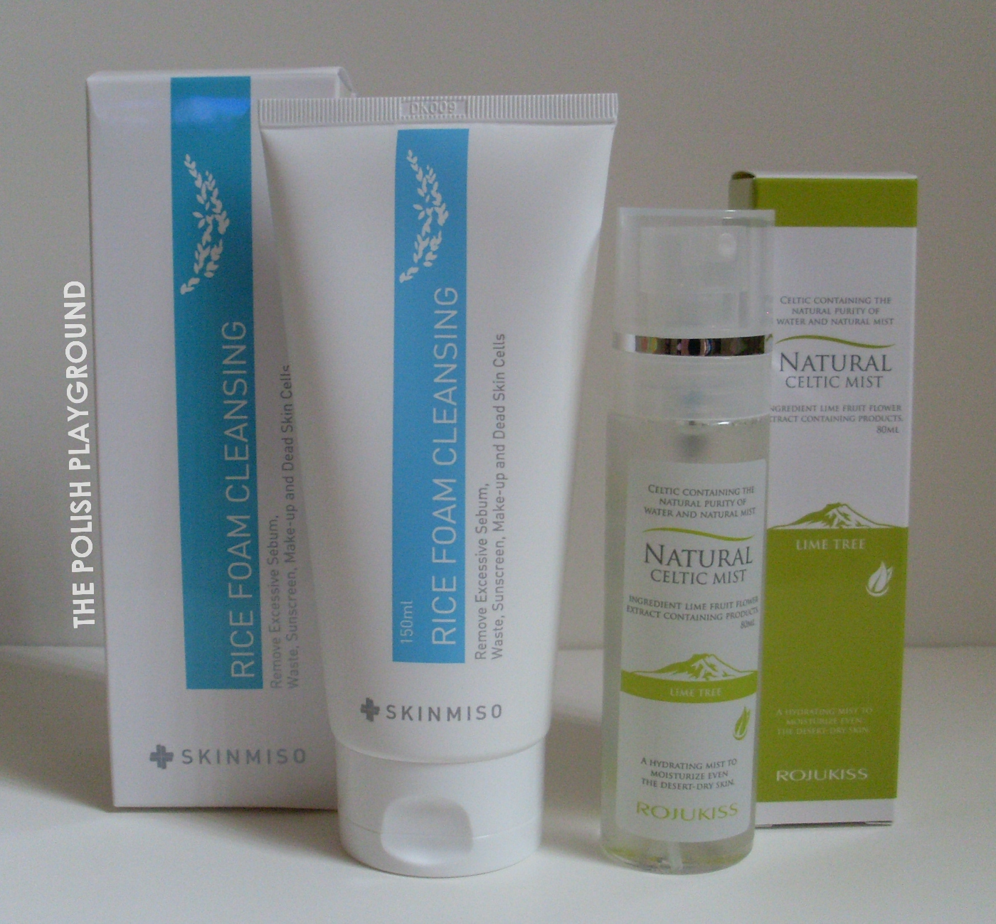 Wishtrend Haul - Skinmiso Rice Foam Cleansing, Rojukiss Natural Celtic Mist