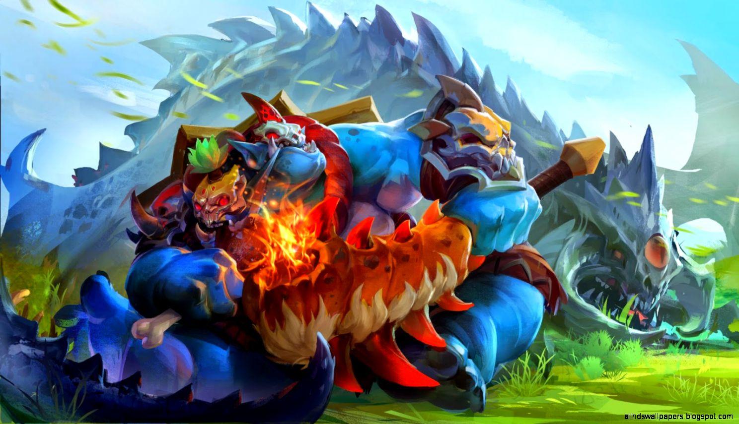 Ogre Magi Dota 2 Hero Wallpapers HD. Download desktop Ogre Magi ...