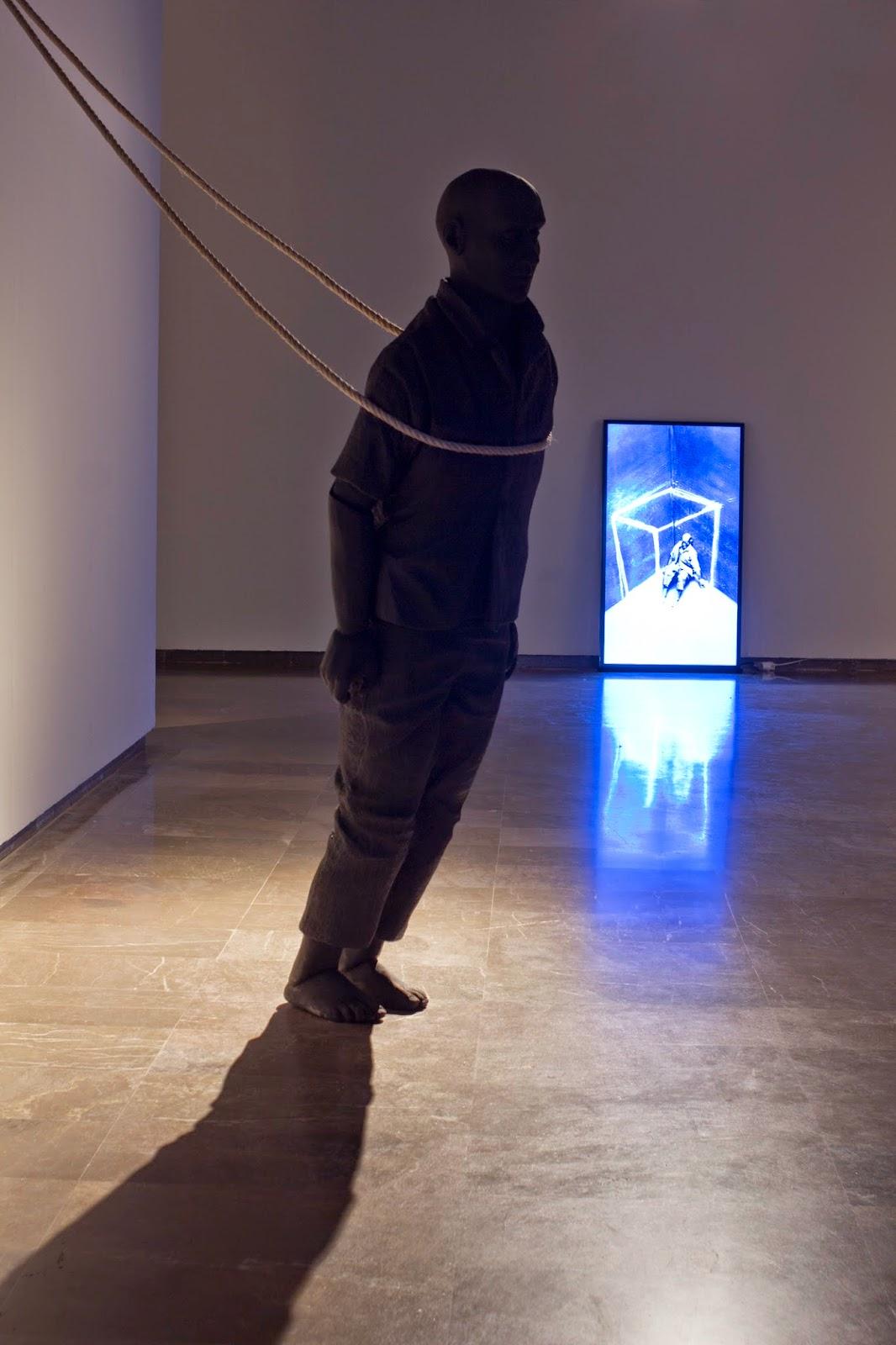 Cayetano Ferrandez  Grey Man Sculpture #artpeople