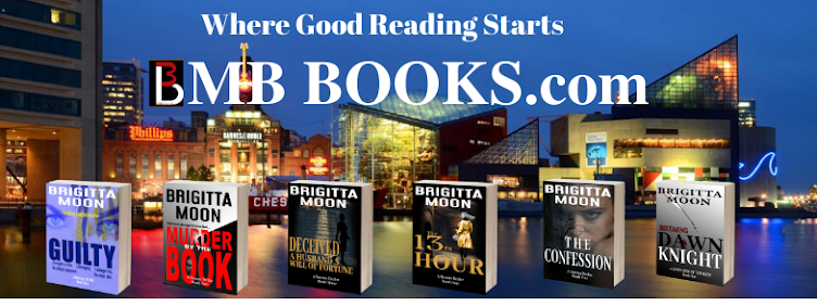 BRIGITTA MOON BOOKS