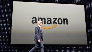 Ο επικεφαλής της Amazon Jeff Bezos