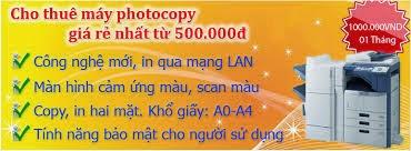cho thue may photocopy hai duong