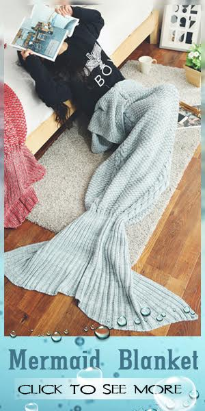 Buy Soft Mermaid Blanket in Dressthat