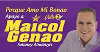 RUMBO A LA ALCALDÍA DE BONAO