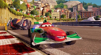 Cars 2: The Video Game Screenshots 2