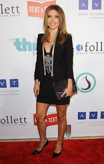 Audrina Patridge looks good as usual