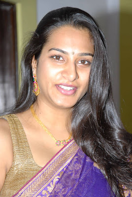 surekha vani spicy half saree cute stills