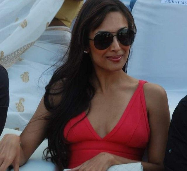Malaika Arora Khan Hot Photos In Jindal Polo Match Launch Party gallery pictures