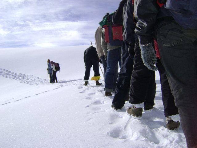 Sar Pass 2015 Himalayan Trek Picture
