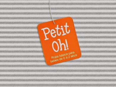 Petit Oh! Colección verano 2015, ¡¡SORTEO!!.