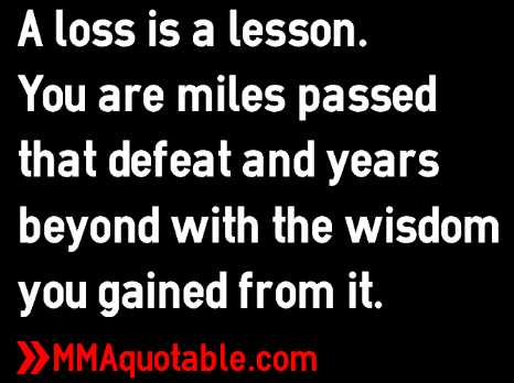 Quotes on losing and defeat