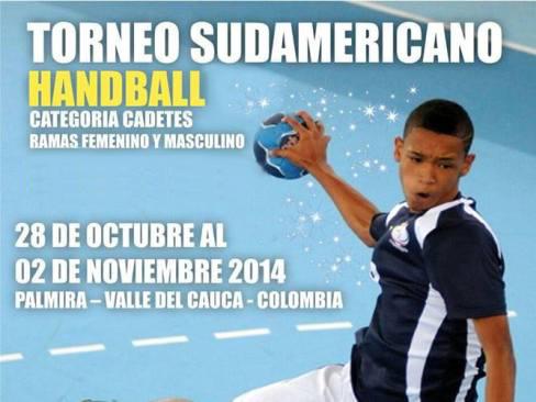 Sudamericano de cadetes: Streaming | Mundo Handball