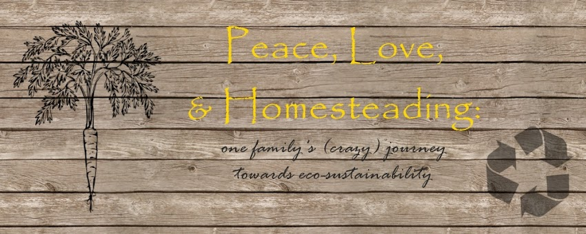 Peace, Love, & Homesteading